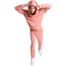 arena Team Pull à capuche Femme, triple powder pink